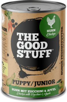 The Good Stuff Huhn & Zucchini Puppy/Junior