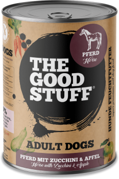 The Good Stuff Pferd & Zucchini Adult