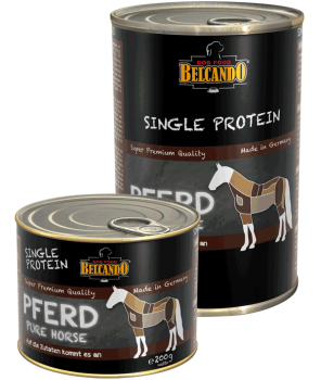Belcando Pferd Single Protein