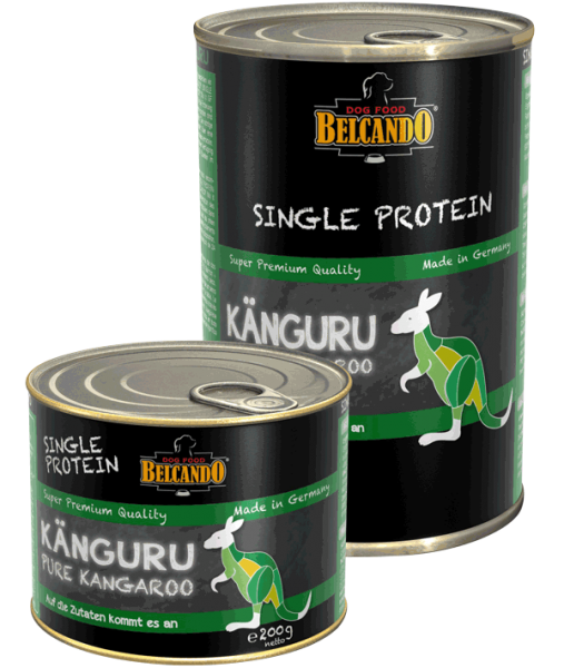 Belcando Känguru Single Protein