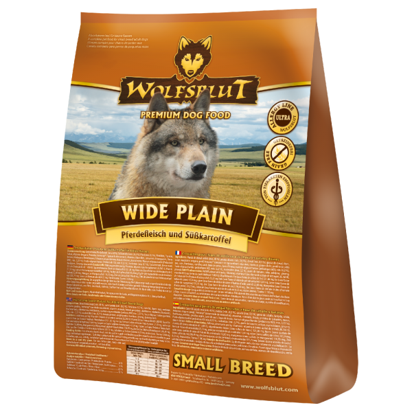 Wolfsblut Wide Plain Small Breed